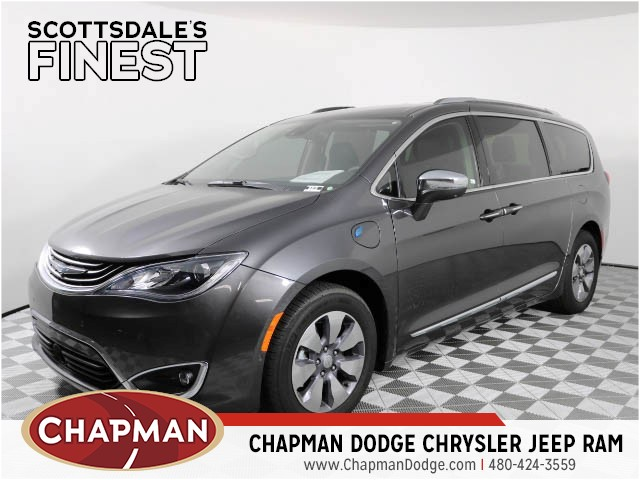 2018 chrysler pacifica hybrid limited for sale stock 8c0118 chapman dodge scottsdale. Black Bedroom Furniture Sets. Home Design Ideas