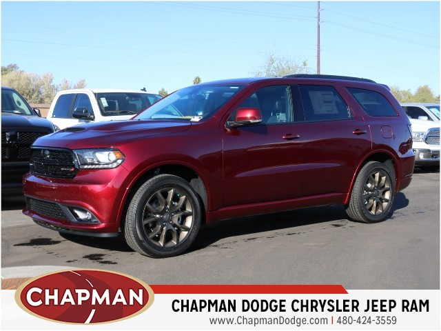2018 dodge durango gt for sale stock 8d0133 chapman dodge scottsdale. Black Bedroom Furniture Sets. Home Design Ideas
