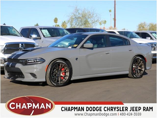 2018 Dodge Charger Srt Hellcat For Sale Stock 8d0150