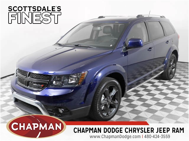 2018 Dodge Journey Crossroad For Sale Stock 8d0164