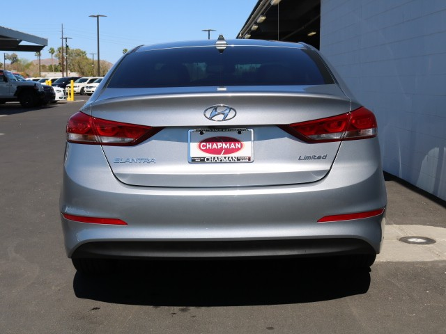 Used 2017 Hyundai Elantra Limited For Sale Stock 8j0417a
