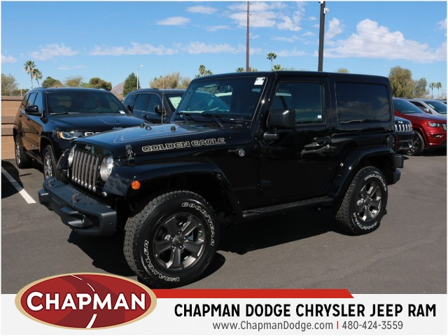 2018 Jeep Wrangler Golden Eagle For Sale Stock 8j0510