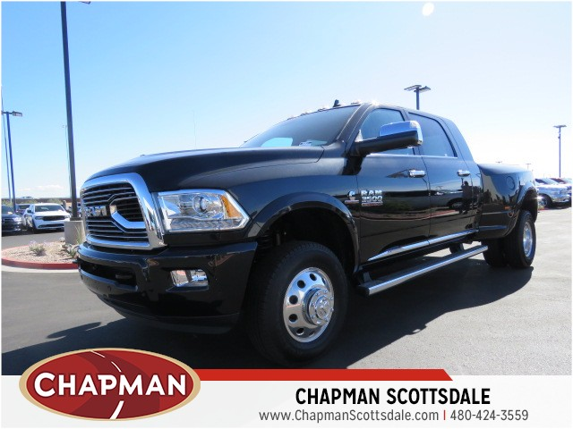 2018 Ram 3500 Mega Cab Laramie Limited for sale - Stock#8R0037 | Chapman Dodge Scottsdale