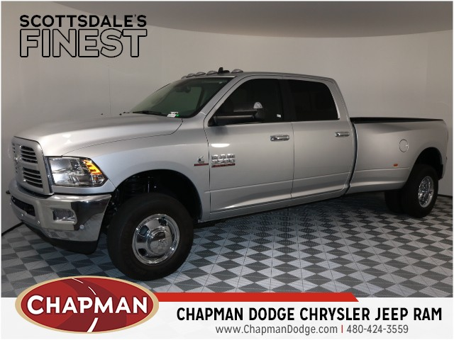 2018 ram 3500 big horn for sale stock 8r0143 chapman for Discount motors jacksboro hwy inventory