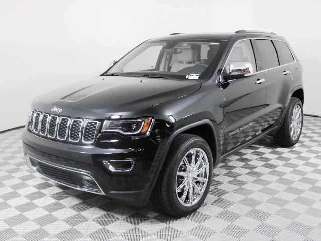 Custom Jeep Grand Cherokee >> New 2019 Jeep Grand Cherokee Limited Custom 9j1131