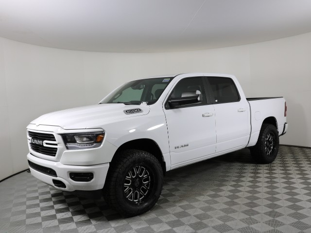 2019 Ram 1500 Crew Cab Big Horn Custom