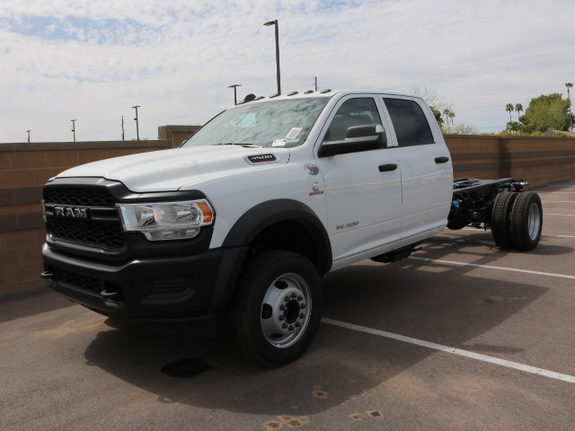 2019 Ram 4500 Crew Cab Chassis