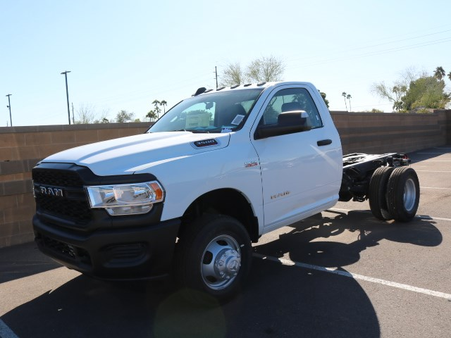 New 2019 Ram 3500 Chassis
