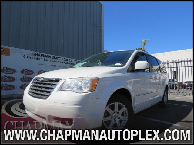 2010 Chrysler Town and Country Touring Details