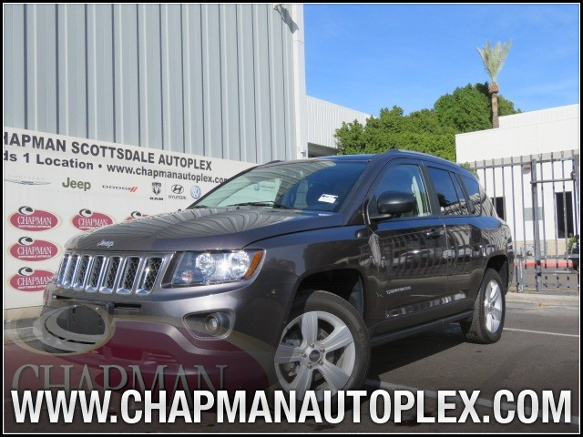 2016 Jeep Compass Sport Details