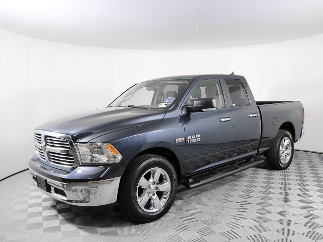 2017 Ram 1500 Big Horn Extended Cab
