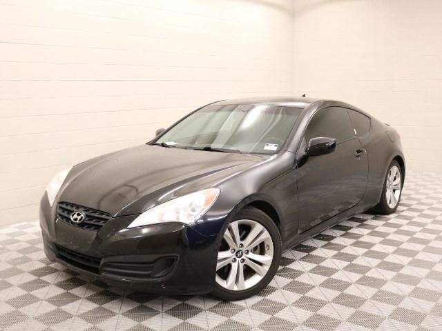 2012 Hyundai Genesis Coupe 2.0T