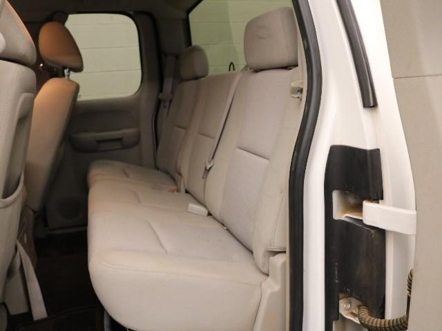 2010 Chevrolet Silverado 2500HD LT Extended Cab