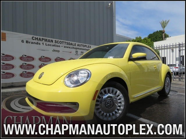 2014 Volkswagen Beetle 2.5L PZEV Details