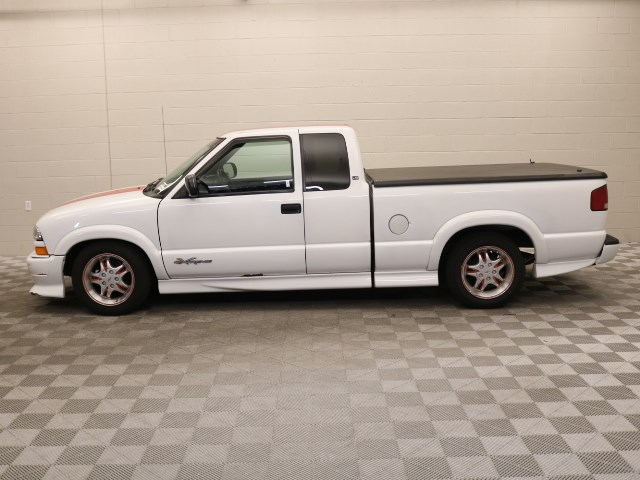 2001 Chevrolet S-10 Extended Cab