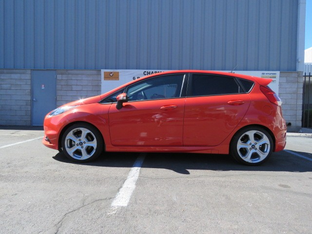 used 2014 ford fiesta st for sale stock cp63840 chapman dodge chrysler jeep ram. Black Bedroom Furniture Sets. Home Design Ideas