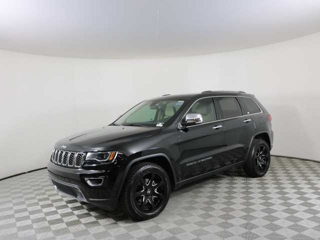 2019 Jeep Grand Cherokee Limited Custom