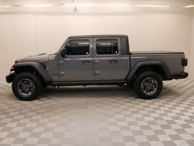 2021 Jeep Gladiator Rubicon Crew Cab