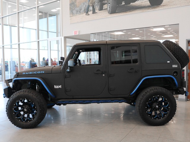2018 Jeep Wrangler Unlimited JK Rubicon Custom