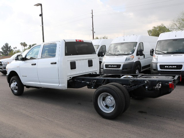 2019 Ram 3500 Crew Cab Chassis