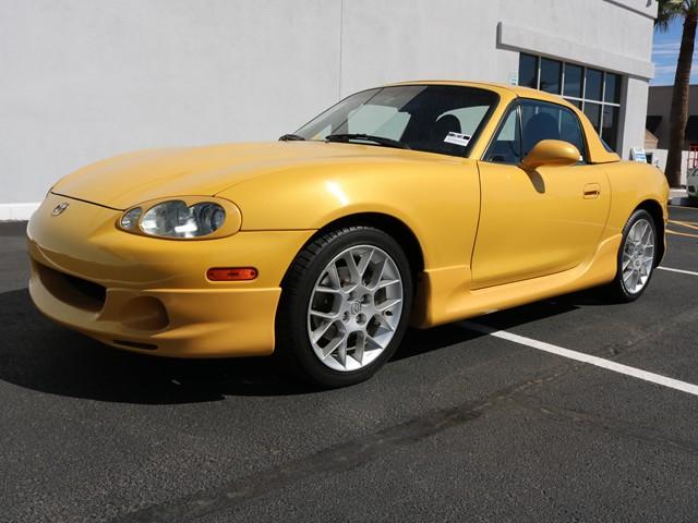 2002 SE - Blazing Yellow Mica 82k miles - MX-5 Miata Forum