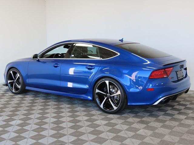 2015 Audi RS 7 4.0T quattro Prestige