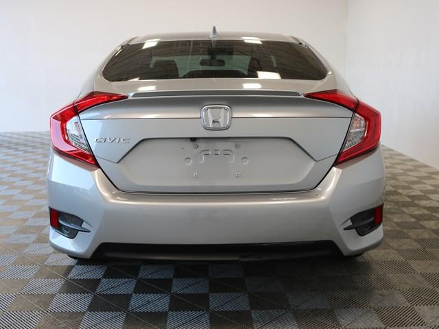 2018 Honda Civic EX-T