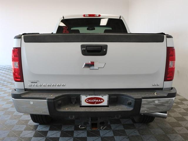 2011 Chevrolet Silverado 2500HD LTZ Crew Cab