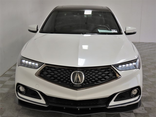 2019 Acura TLX w/Tech/A-SPEC