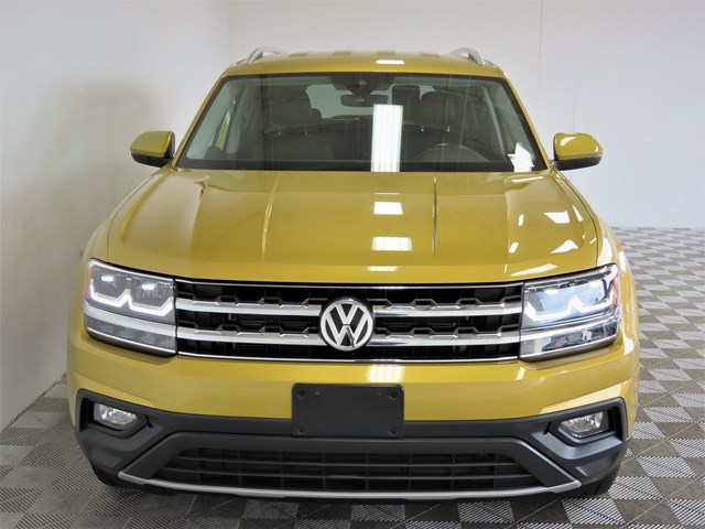 2018 Volkswagen Atlas SE 4Motion