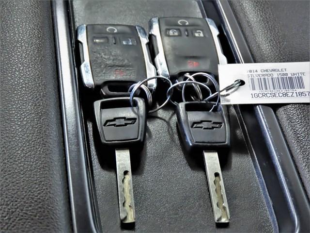 2014 Chevrolet Silverado 1500 LTZ Extended Cab