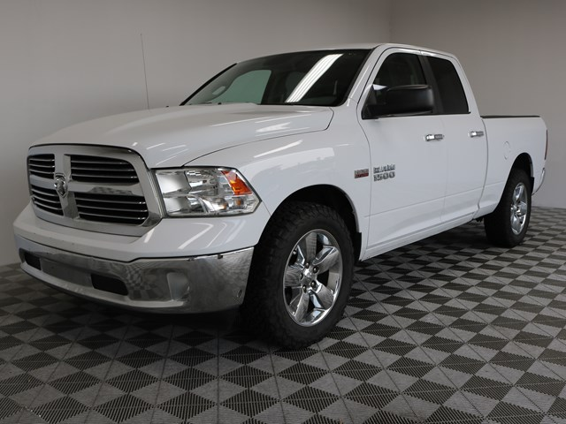2015 Ram 1500 Big Horn Extended Cab