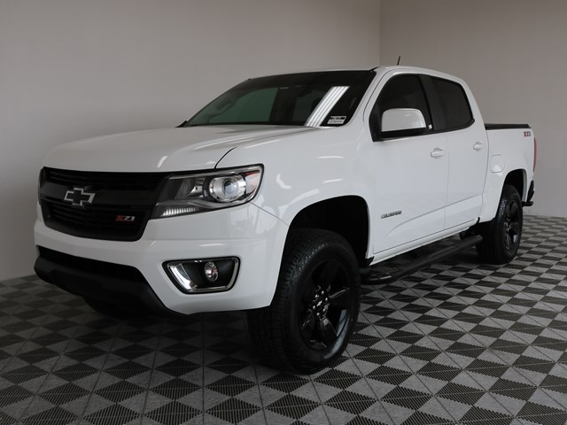 2018 Chevrolet Colorado Z71 Crew Cab