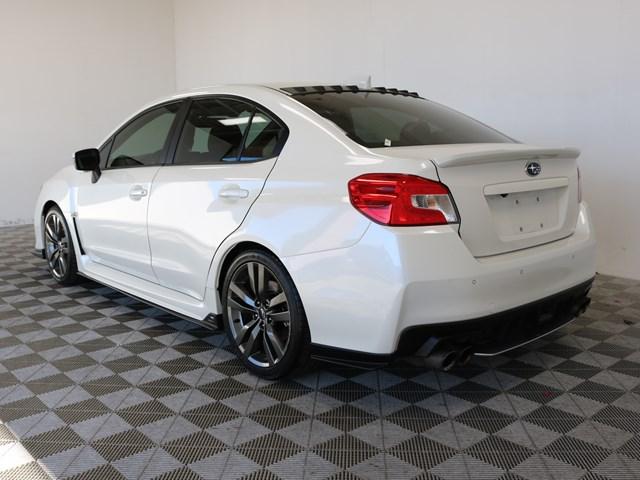 2017 Subaru WRX Limited