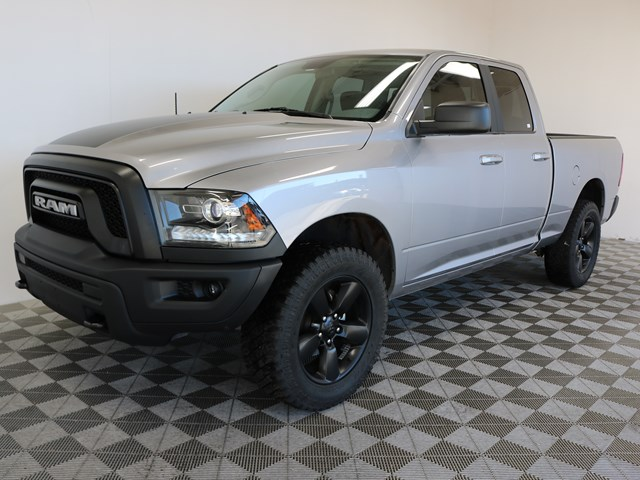 2019 Ram 1500 Classic Warlock Extended Cab
