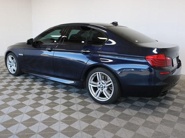 2014 BMW 5-Series 550i xDrive