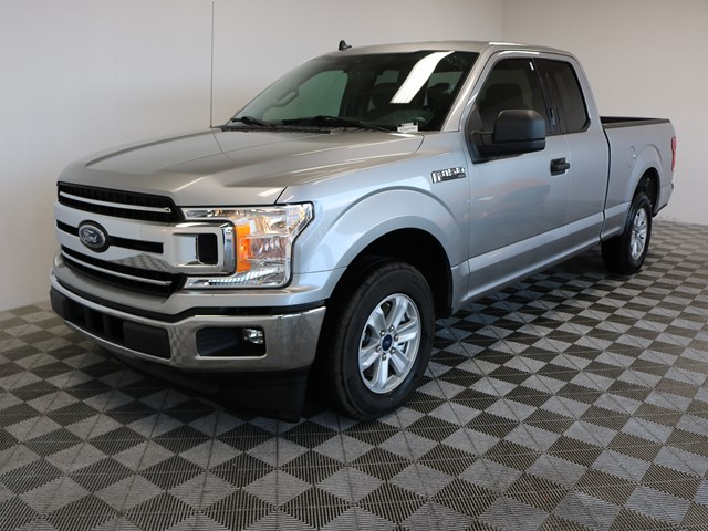 2020 Ford F-150 XLT Extended Cab