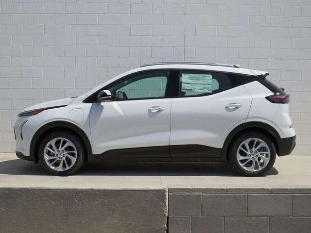 New 2022 Chevrolet Bolt EUV LT