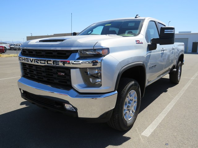 2022 Chevrolet Silverado 2500HD LT