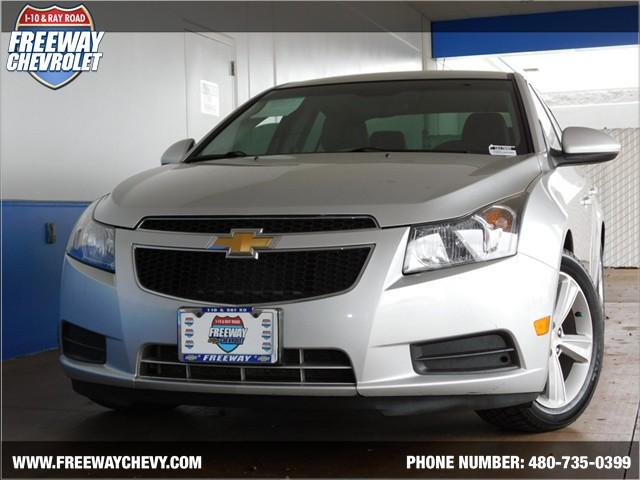 2014 Chevrolet Cruze LT Details
