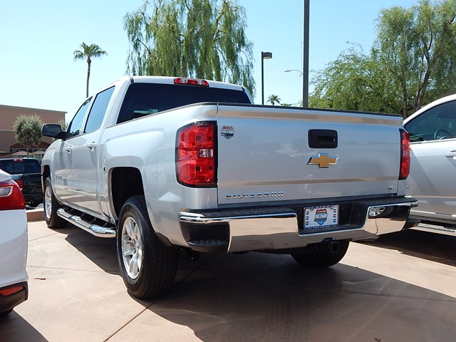 2017 chevrolet silverado 1500 crew cab 1lt phoenix az stock 170088 freeway chevrolet. Black Bedroom Furniture Sets. Home Design Ideas