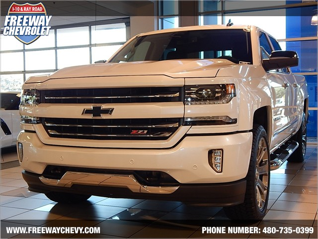 2017 chevrolet silverado 1500 crew cab ltz 4wd phoenix az stock 170126 freeway chevrolet. Black Bedroom Furniture Sets. Home Design Ideas
