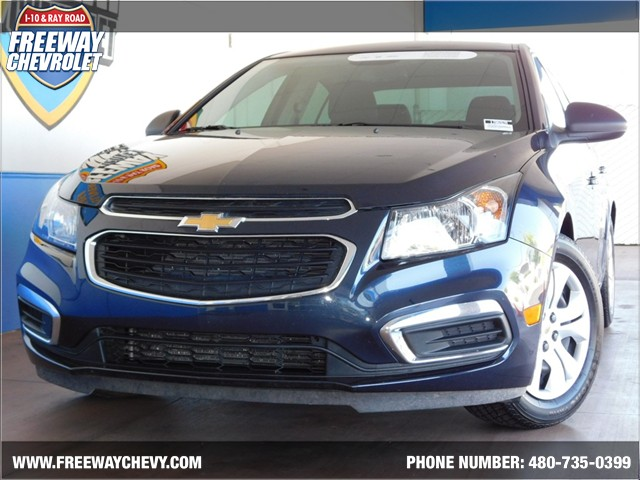 used 2016 chevrolet cruze limited ls phoenix az for sale at stock 170692a. Black Bedroom Furniture Sets. Home Design Ideas