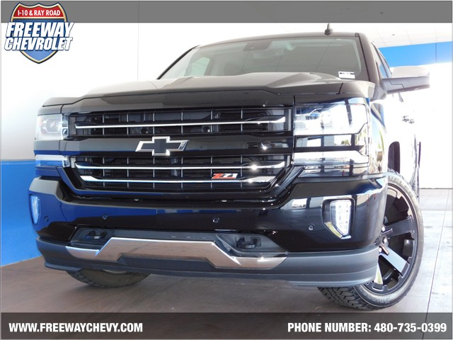 2017 chevrolet silverado 1500 crew cab ltz z71 4wd phoenix az stock 170820 freeway chevrolet. Black Bedroom Furniture Sets. Home Design Ideas