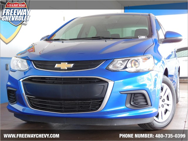 2017 chevrolet sonic ls phoenix az stock 170930 freeway chevrolet. Black Bedroom Furniture Sets. Home Design Ideas