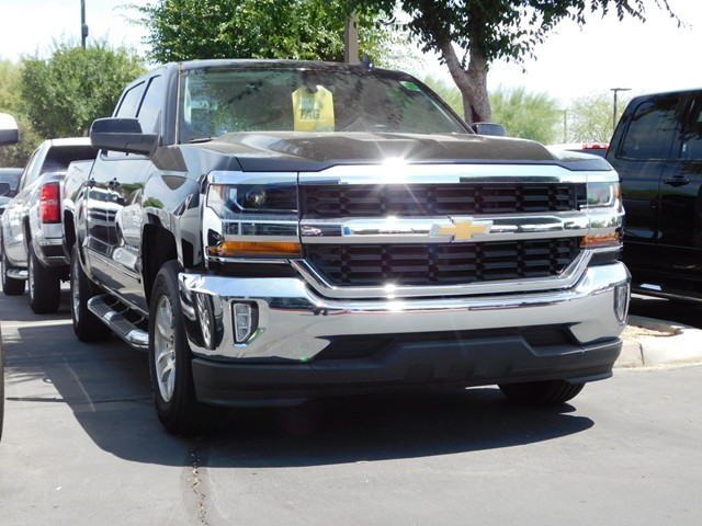 2017 chevrolet silverado 1500 crew cab 1lt 171101. Black Bedroom Furniture Sets. Home Design Ideas