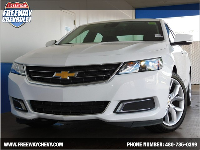 2017 chevrolet impala 1lt phoenix az stock 171174 freeway chevrolet. Black Bedroom Furniture Sets. Home Design Ideas