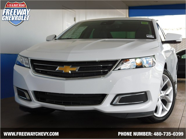 2017 chevrolet impala 1lt phoenix az stock 171200 freeway chevrolet. Black Bedroom Furniture Sets. Home Design Ideas
