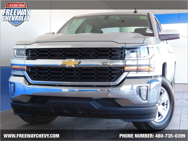 2017 chevrolet silverado 1500 crew cab 1lt phoenix az stock 171234 freeway chevrolet. Black Bedroom Furniture Sets. Home Design Ideas