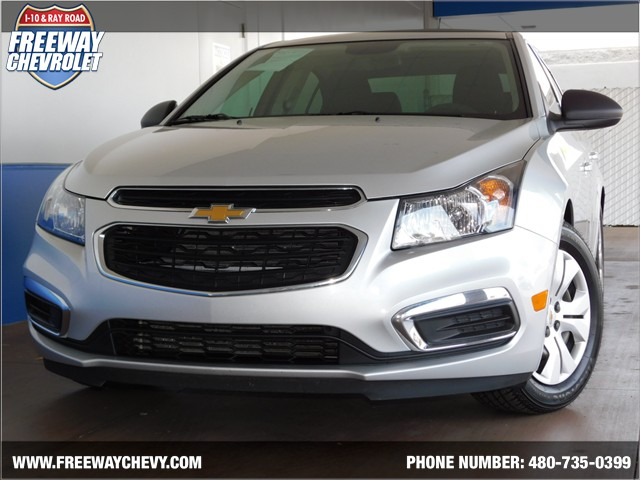 used 2016 chevrolet cruze limited ls phoenix az for sale at stock 171257a. Black Bedroom Furniture Sets. Home Design Ideas